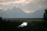 Snake River and Grand Tetons