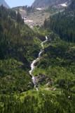 Cascade Falls, Grand Teton