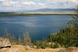 Overlooking Jenny Lake