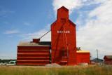 A granery in Nanton