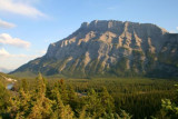Tunnel Mountain near Banff
