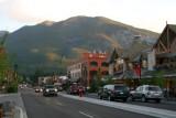 Banff Avenue south
