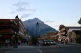 Banff Avenue north