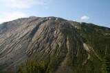A slate mountain