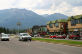 Jasper and Mount Whistler