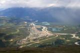 Jasper from Mount Whistler