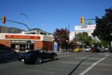 Third Avenue in Kamloops