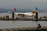 A ski plane in Vancouver