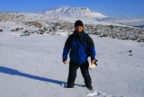 Me and Pen y Ghent