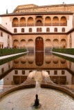 Navaries courtyard pond, Alhambra