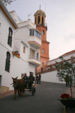 Horse and cart, Competa