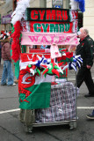 Supporters merchandise, Cardiff