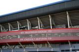 Millennium Stadium exterior, Cardiff