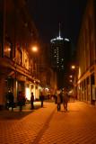 Wharton Street at Night, Cardiff
