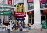 Bangkok McDonalds - Amarin Tower