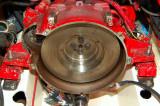 Remove Flywheel Nuts