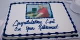 My Retirement Festivities