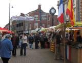 Continental Market Stourbridge