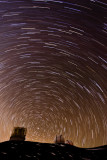 Polaris (star trails)
