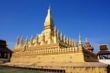 The Stupa is 46-metre high