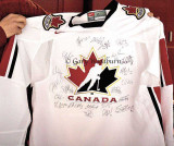 Canadian Woman's National Hockey Team 2008