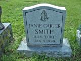 Jane Clayton Carter (1903-1999)