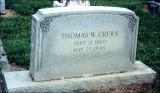 Thomas W. Crews (1869-1948)