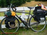 327    Don - Touring Washington - Cannondale T800 touring bike