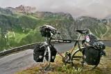 218  Otto - Touring France - Koga Gentstour touring bike