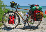 228  Bruce - Touring Ontario - Fuji Touring touring bike