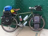 230  Steve - Touring British Columbia - True North Touring touring bike