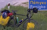 232  Roger - Touring Greece - Koga Globetraveler touring bike