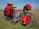 234  Cal - Touring Minnesota - Trek 520 touring bike