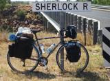 236  Ross - Touring Australia - Fuji Touring touring bike