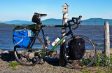 280    Francis - Touring Quebec - Norco CCX touring bike
