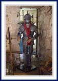Armour Suit at Chillinghsm Castle