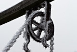 Frozen Chain Pully