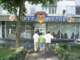 Café Merve, Dushanbe