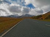 road to snowdon.