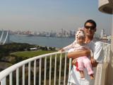 Tokyo:  Cary & Baby Midori