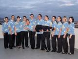 Flight Attendant Graduation