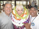 Homecoming for the Queen of Aloha!