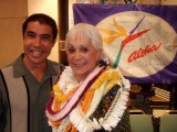 Long Live the Queen of Aloha!