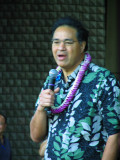 Mahalo Mufi for your support for AQ