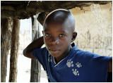 Village kid, rural Zimbabwe