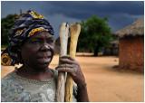 Village elder, rural Zimbabwe
