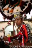 Manuel as Moctezuma