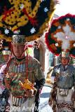Danzante procession
