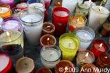 Candles for La Soledad