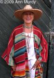 Lady at El Zaguan Fiesta Party